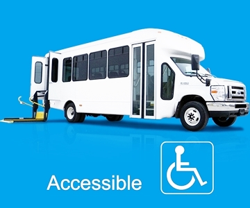 Wheelchair Accessible Bus
